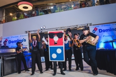 Domino's elige al pizzero más rápido de RD