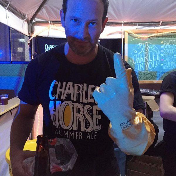 Charley Horse Beer