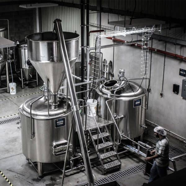 Fabrica Costa Rica Beer Factory
