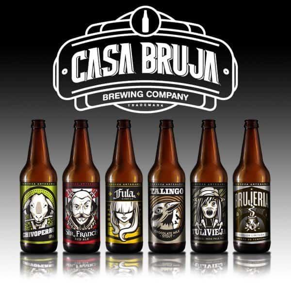 Casa Bruja Brewing