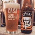 Cerveza Fula Casa Bruja Brewing