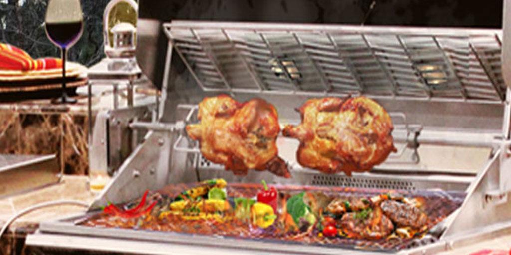 Verdad #4: Si únicamente cocinas en un bbq de gas no eres un pro en la parrilla.